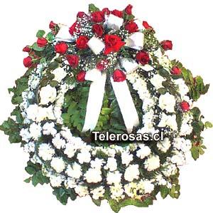 Corona de condolencia