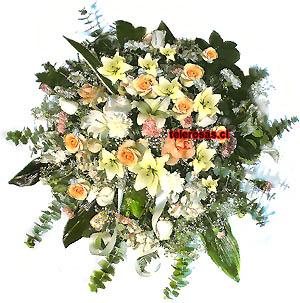 Exclusivo Medall�n de condolencias (Corona)